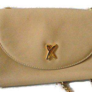 Paloma Picasso Gold Signature Mini-bag Evening bag